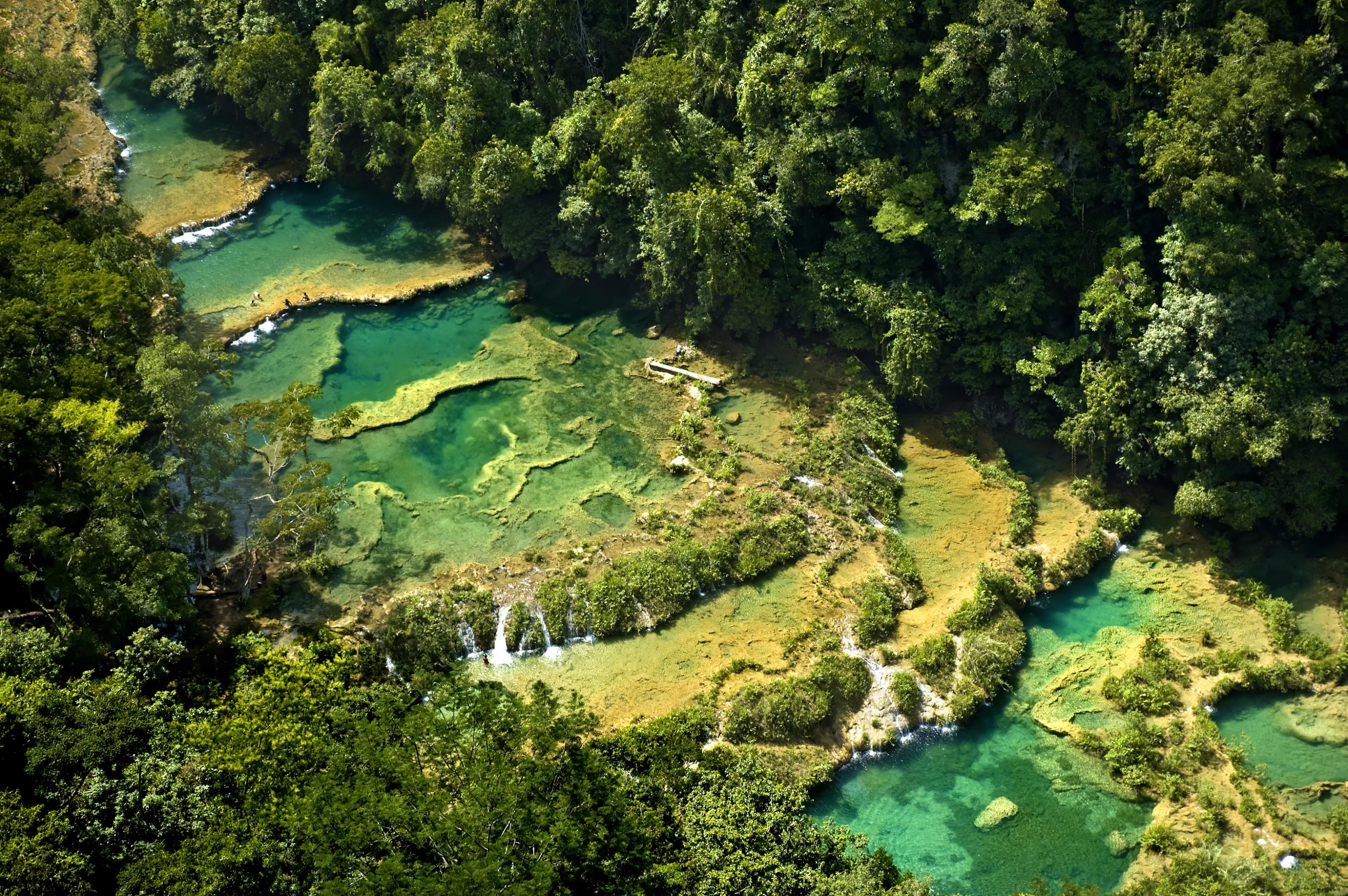 Nom : Semuc Champey PVT Guatemala.jpg Affichages : 144 Taille : 2,90 Mo