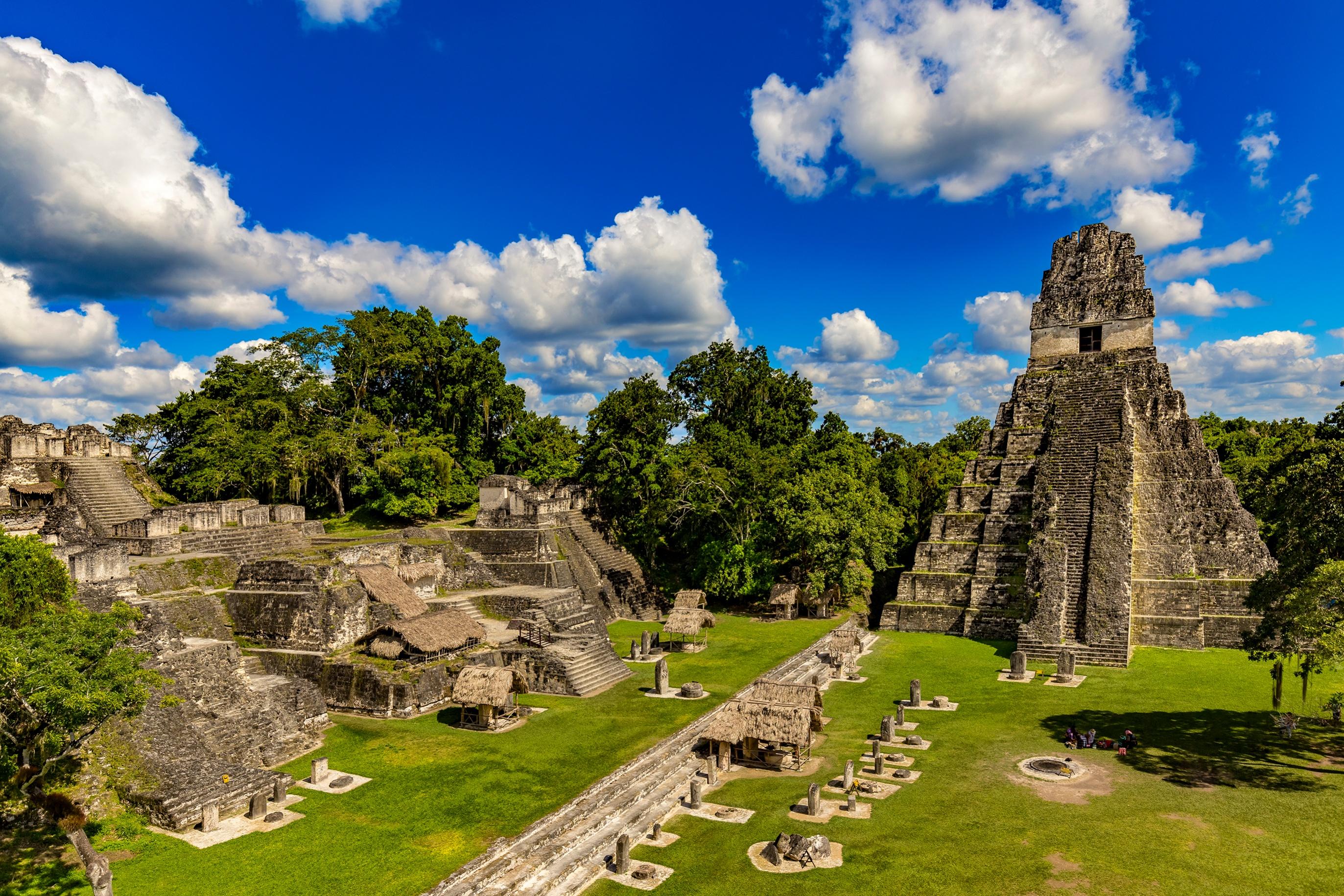 Nom : Parc National Tikal PVT Guatemala.jpg Affichages : 192 Taille : 2,31 Mo