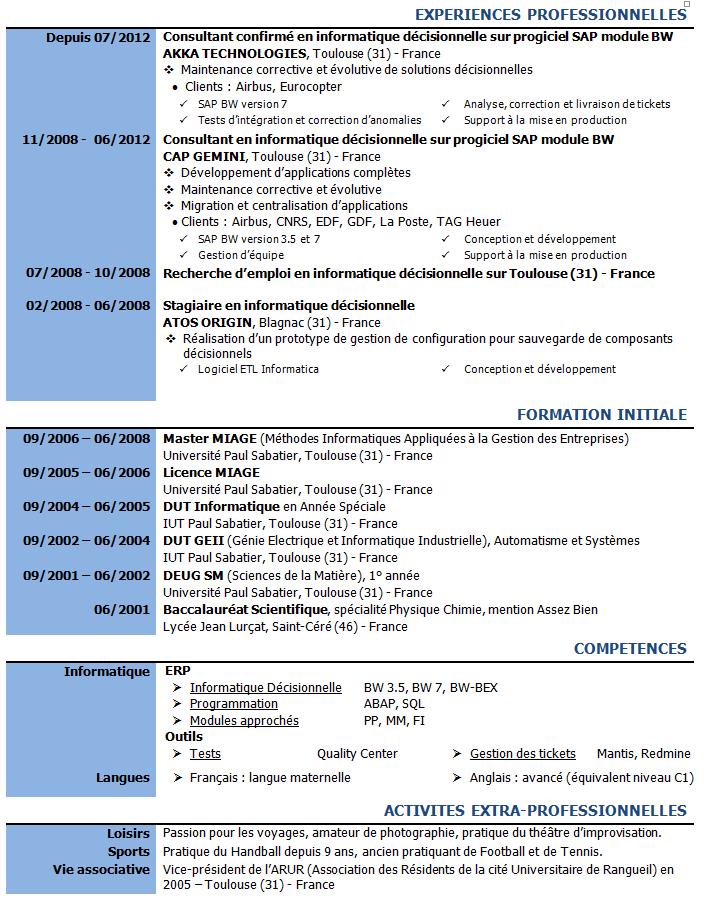 questions concernant le cv pour le dossier du pvt canada  jusqu u0026 39  u00e0 2013