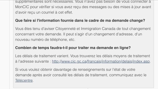 Canada passeport et changement d 39 adresse page 5 for Changement d adresse impots
