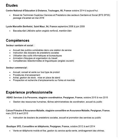canada eic canada 2015   le cv pour la demande de pvt  jp et stage  kompass