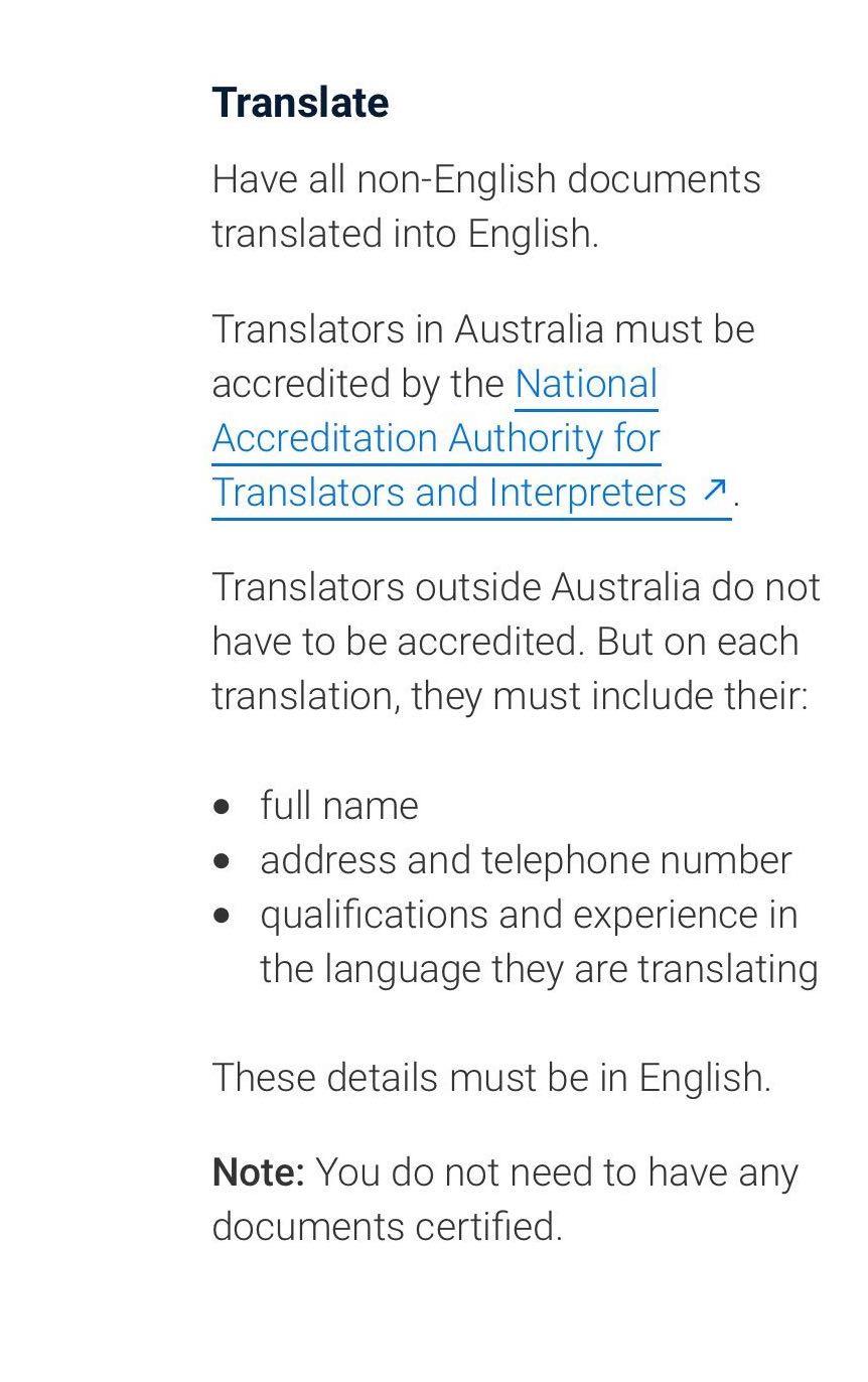 Cliquez sur l'image pour la voir en taille réelle  Nom : Evidence of funds traduction Australie.jpg Affichages : 304 Taille : 109,2 Ko ID : 33434