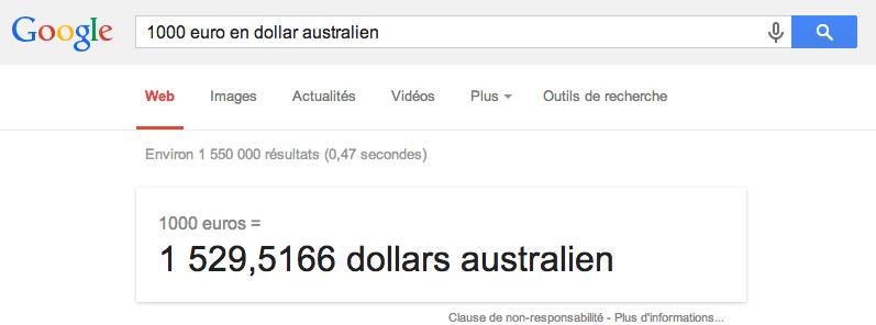 australie meilleur endroit pour changer ses euros en dollars australien. Black Bedroom Furniture Sets. Home Design Ideas