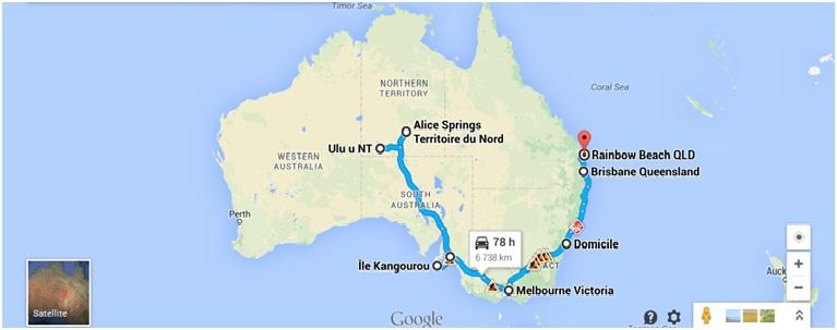 australie occidentale wa road trip melbourne perth avis. Black Bedroom Furniture Sets. Home Design Ideas