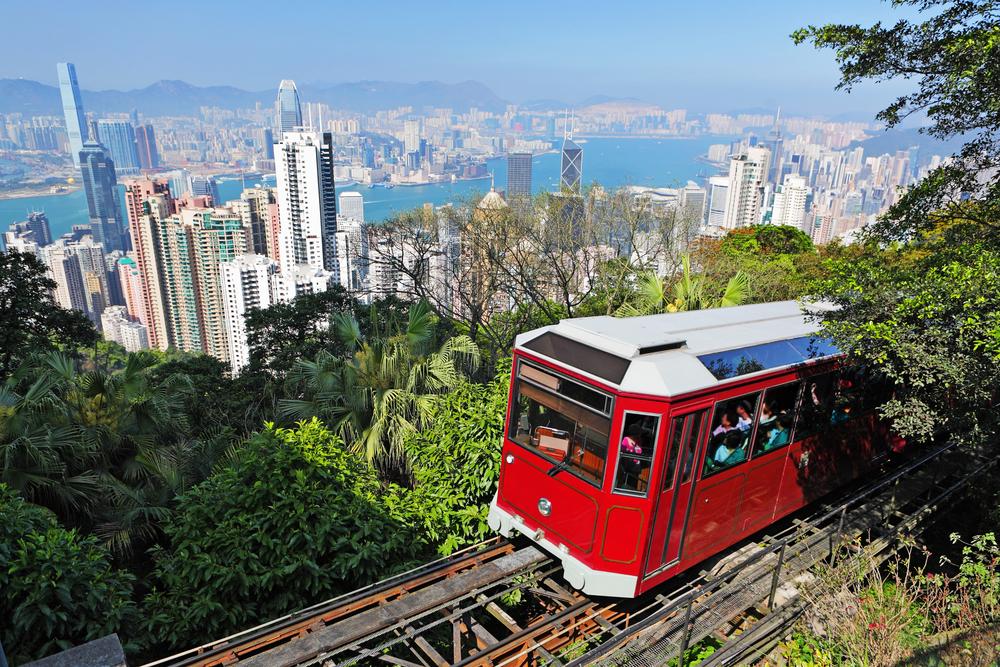 Hong Kong Dossier Les Transports 224 Hong Kong