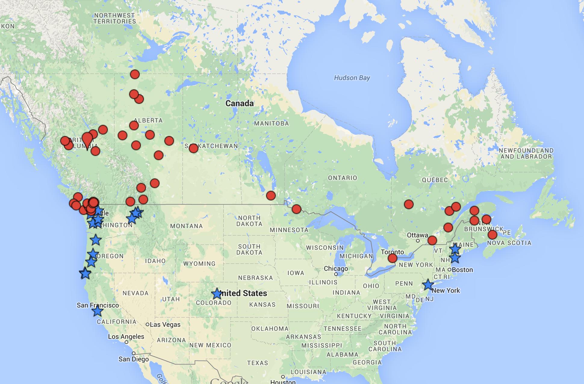 canada vancouver - victoria bc - bilan de mon pvt 2014