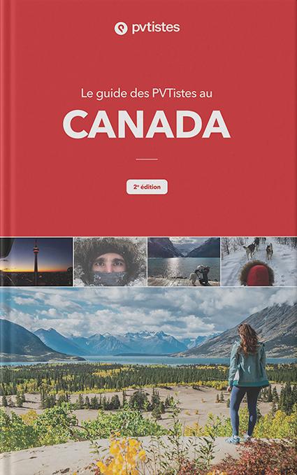 Guide des PVTistes Canada