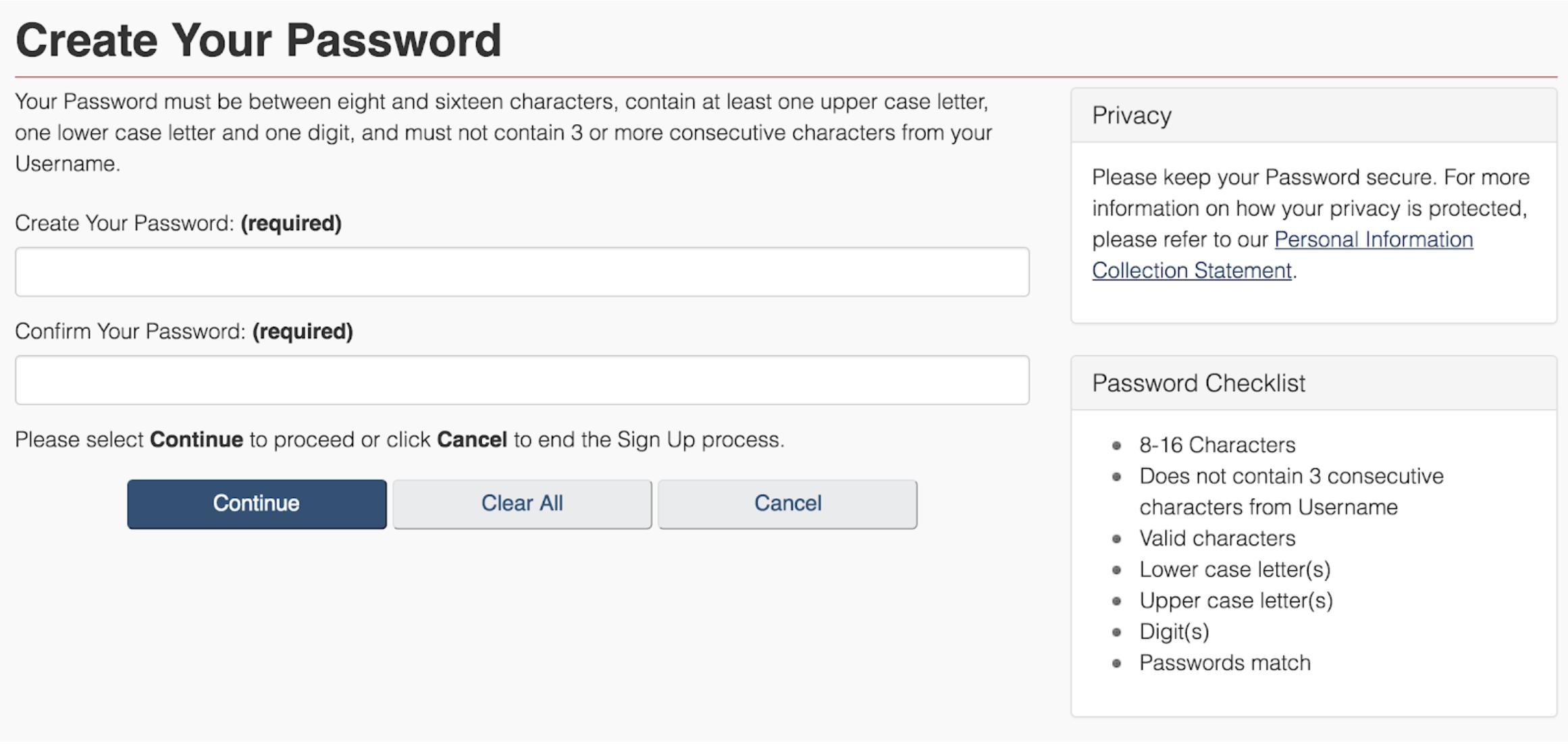Creating-password-Tutorial-IEC