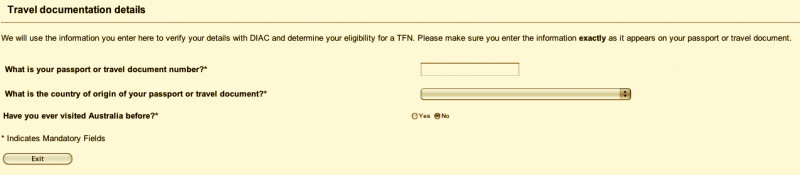 how to get my tfn australia