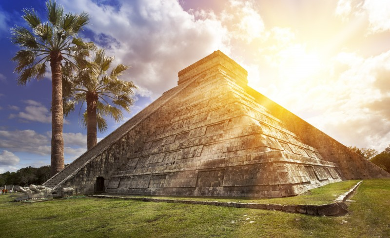 Mexique Cancun pvtistes