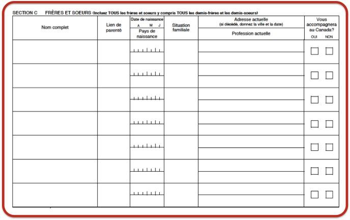 Tutoriel de demande de PVT Canada 2013