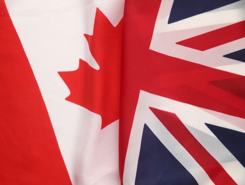 Royaume-Unis / canada