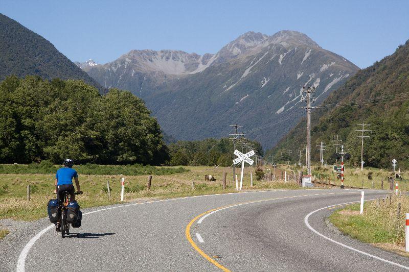 Muriel en Nouvelle-Zélande