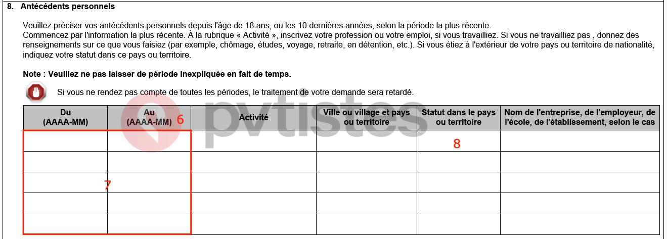toriel Residence Permanente Canada - Federal 12
