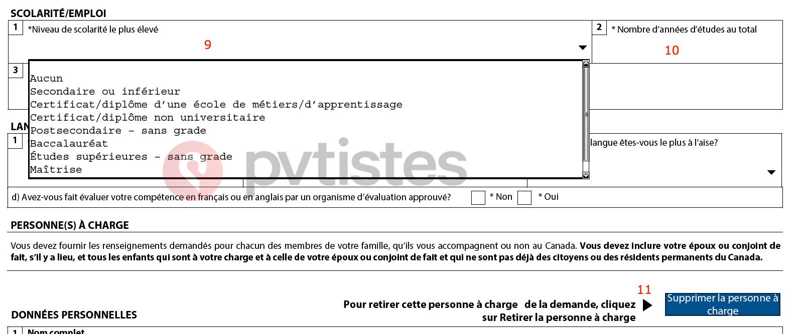 toriel Residence Permanente Canada - Federal 8