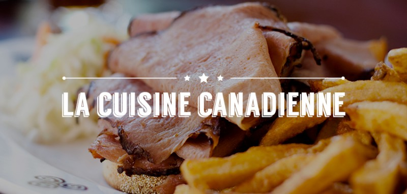 Dossier cuisine canadienne for Cuisine quebecoise