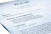 Faites votre CV par vous-même !