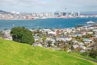 Matthieu, 2 ans et demi à Auckland