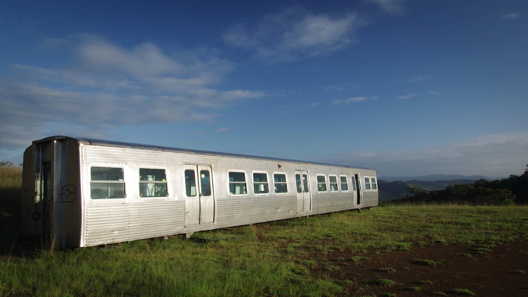On a test faire du wwoofing en australie - Wagon de train a vendre occasion ...