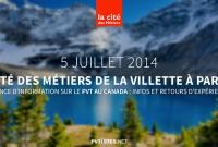 Séance d'information sur le PVT Canada
