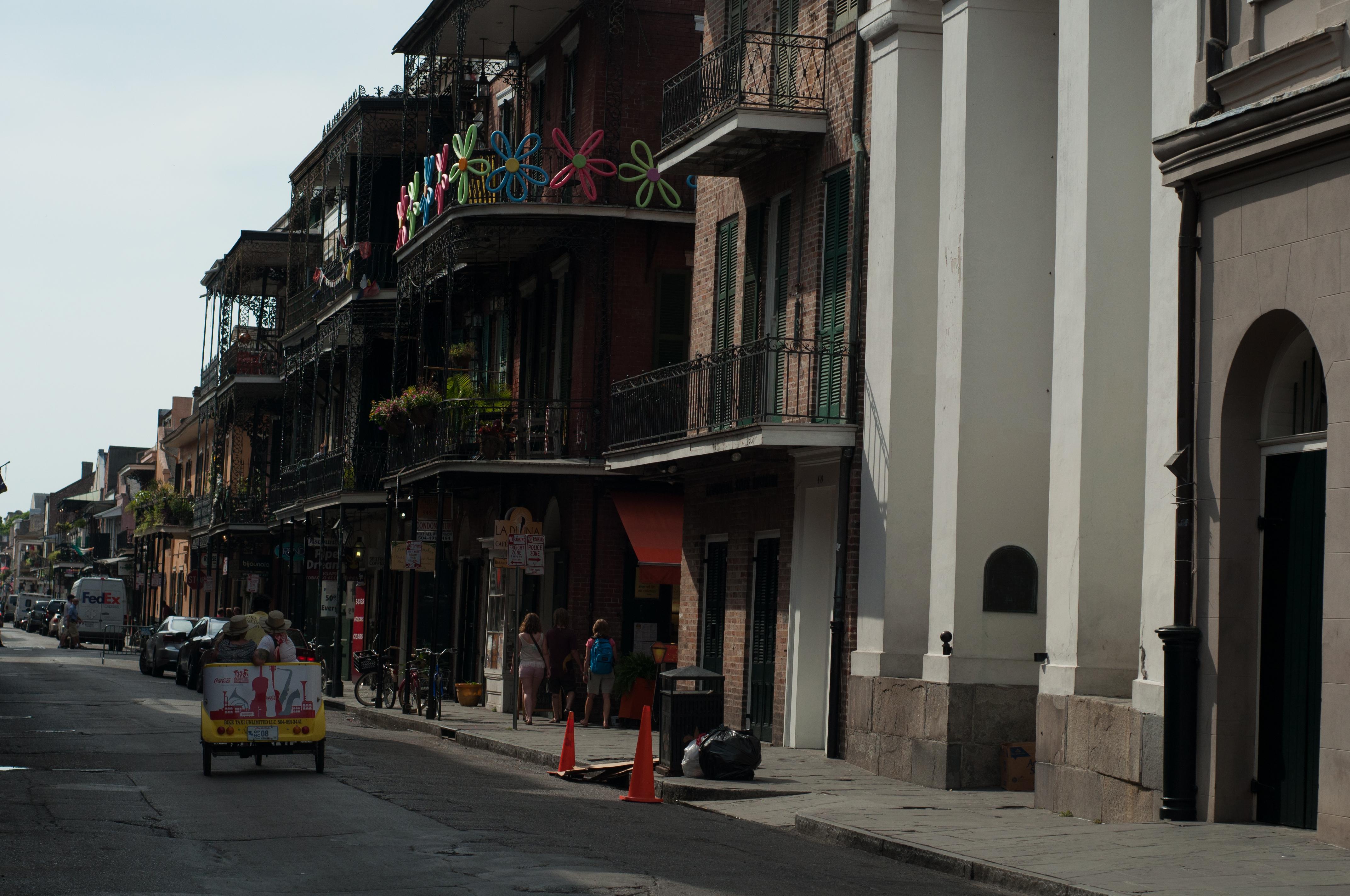 Rencontres idées à la Nouvelle-Orléans