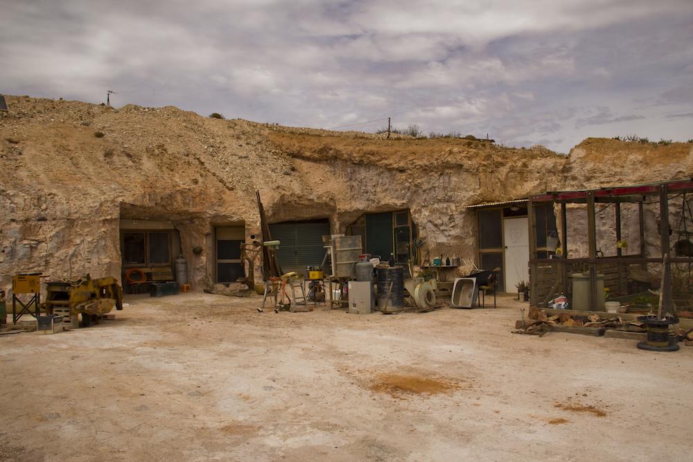 La ville post apocalyptique coober pedy en australie for Acheter une maison en australie