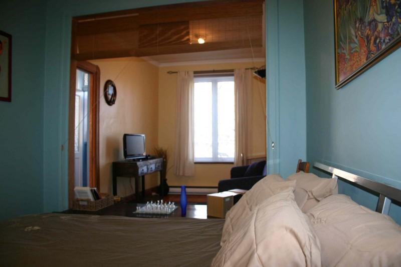 Montr al appartement 3 meubl au for Appartement meuble montreal