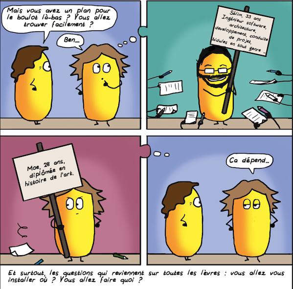 Le lundi des patates PVTistes 5