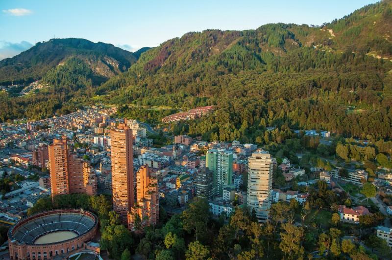 Bogota - Demande de PVT Colombie