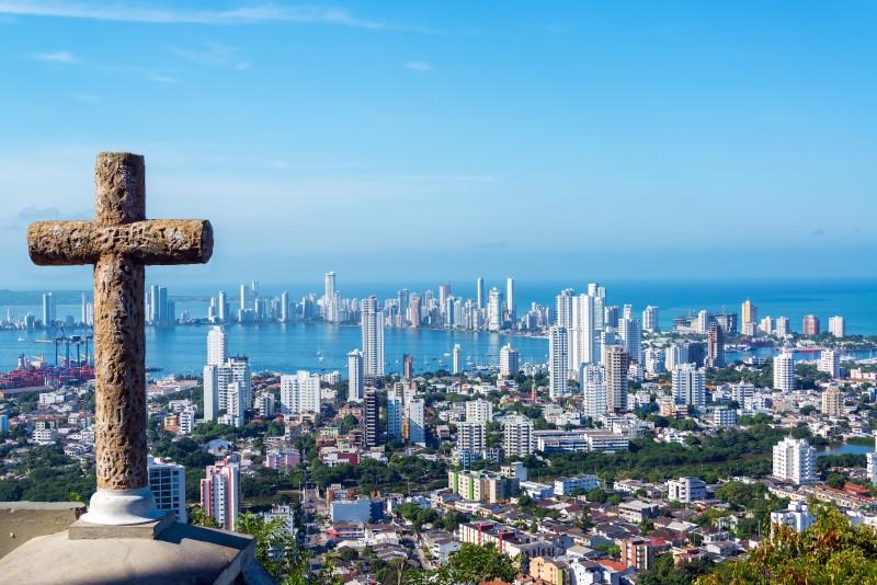 Carthagene des Indes - Demande de PVT Colombie