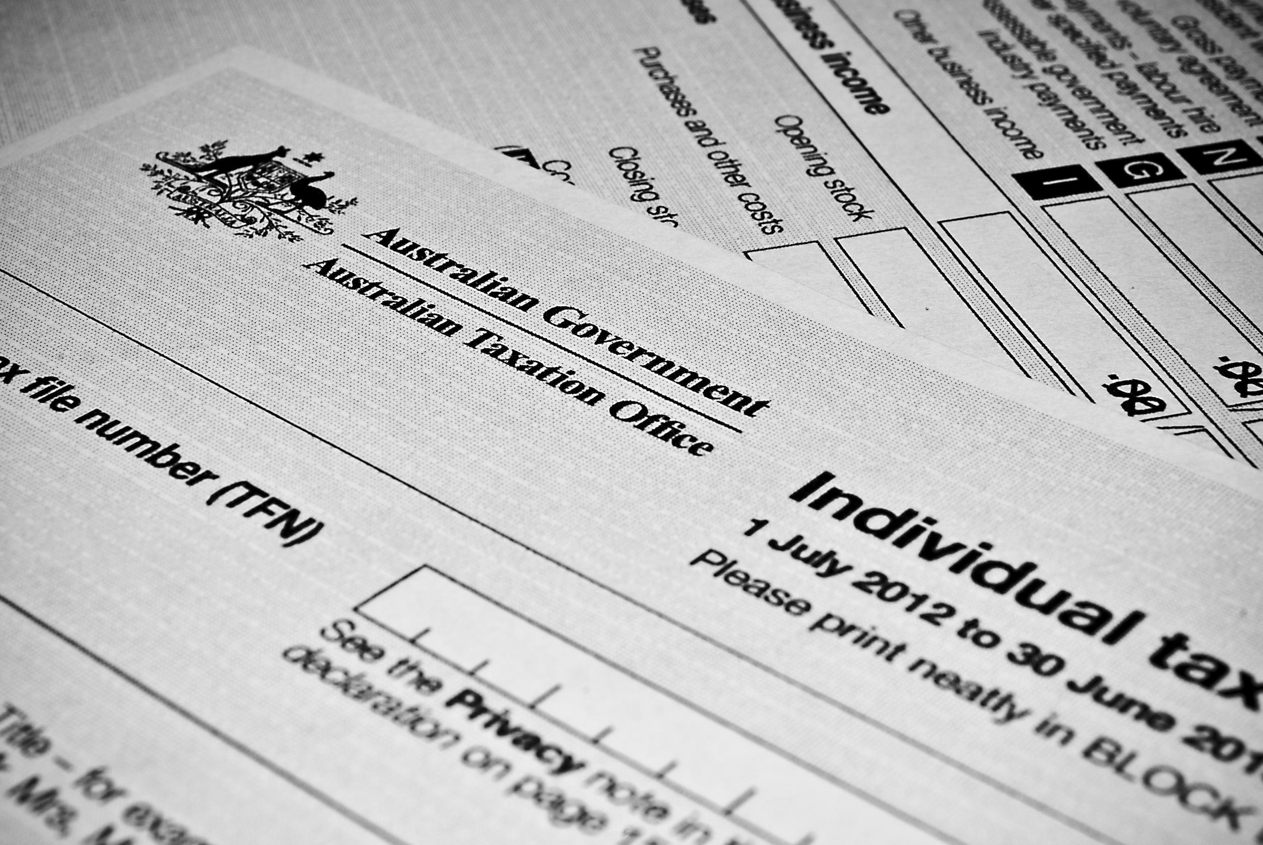 Impots En Australie Tax Return Et Superannuation Pvtistes Net