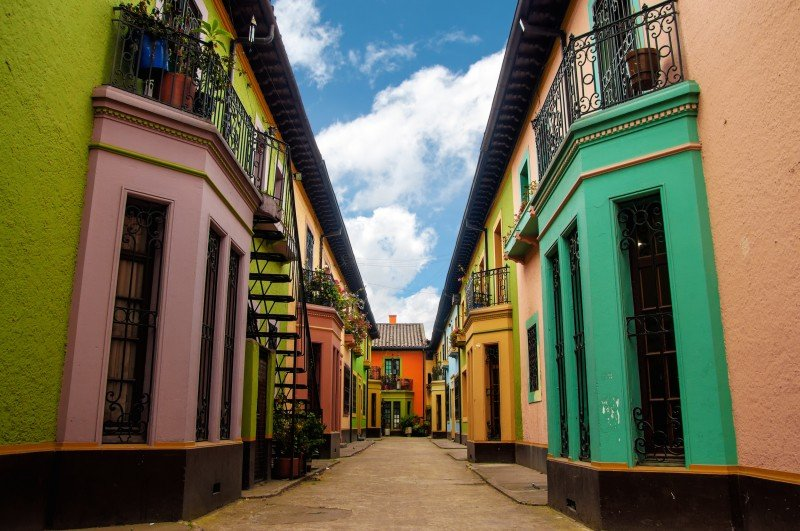 Los Martires, Bogota - Demande de PVT Colombie