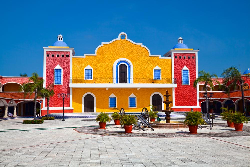 PVT Mexique - Hacienda
