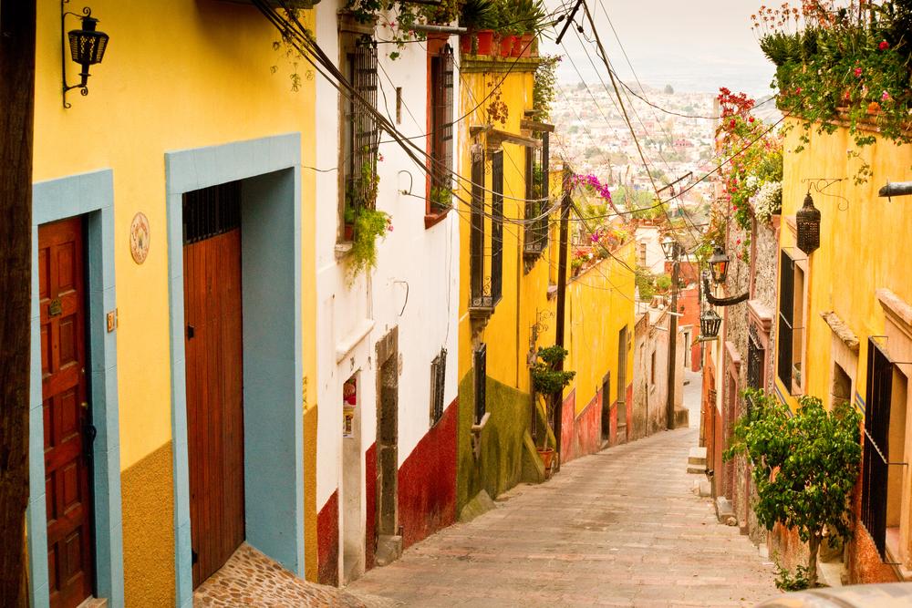 PVT Mexique - San Miguel de Allende