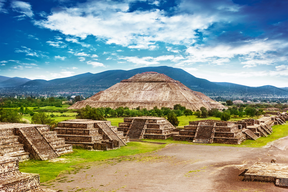 PVT Mexique - Teotihuacan