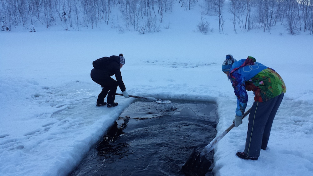PVT nomade en Russie