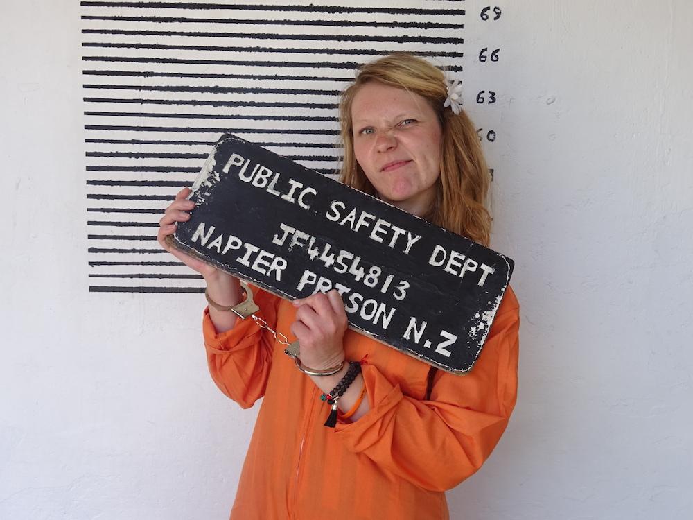 Napier - PVTistes voyage stop et HelpX en Nouvelle-Zélande