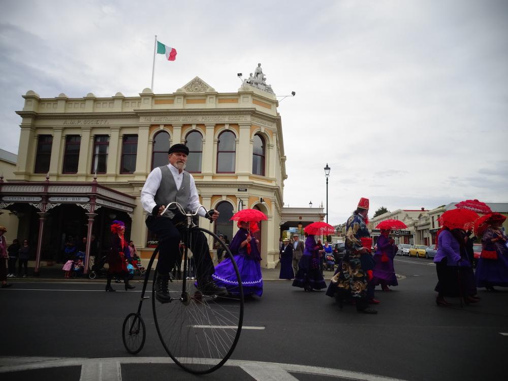 Oamaru - PVTistes voyage stop et HelpX en Nouvelle-Zélande