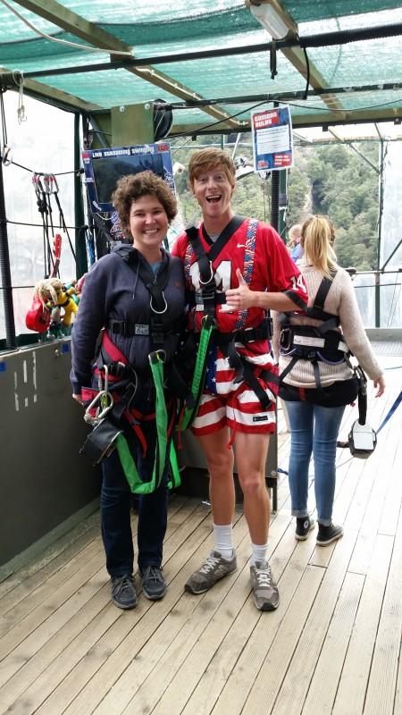 Interview Working Holiday Visa en Australie - Julia Saut a elastique