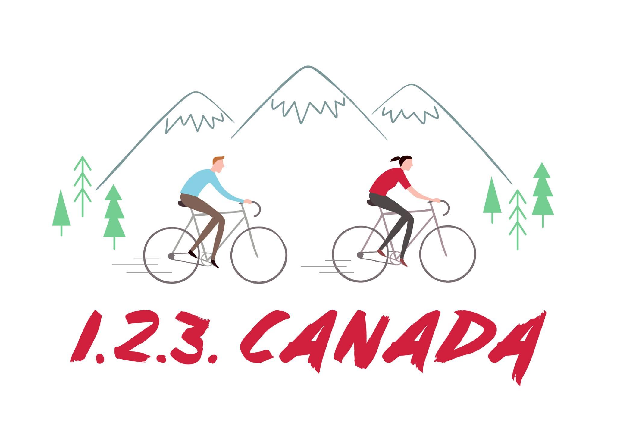Logo 1, 2, 3 Canada