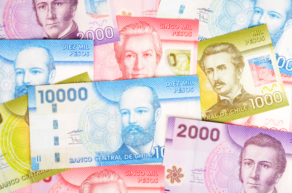 Preparer son depart au Chili - Pesos chiliens