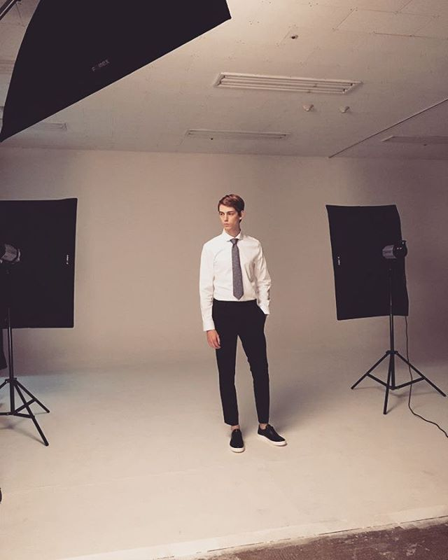 Alexis - Devenir mannequin en Coree - Studio