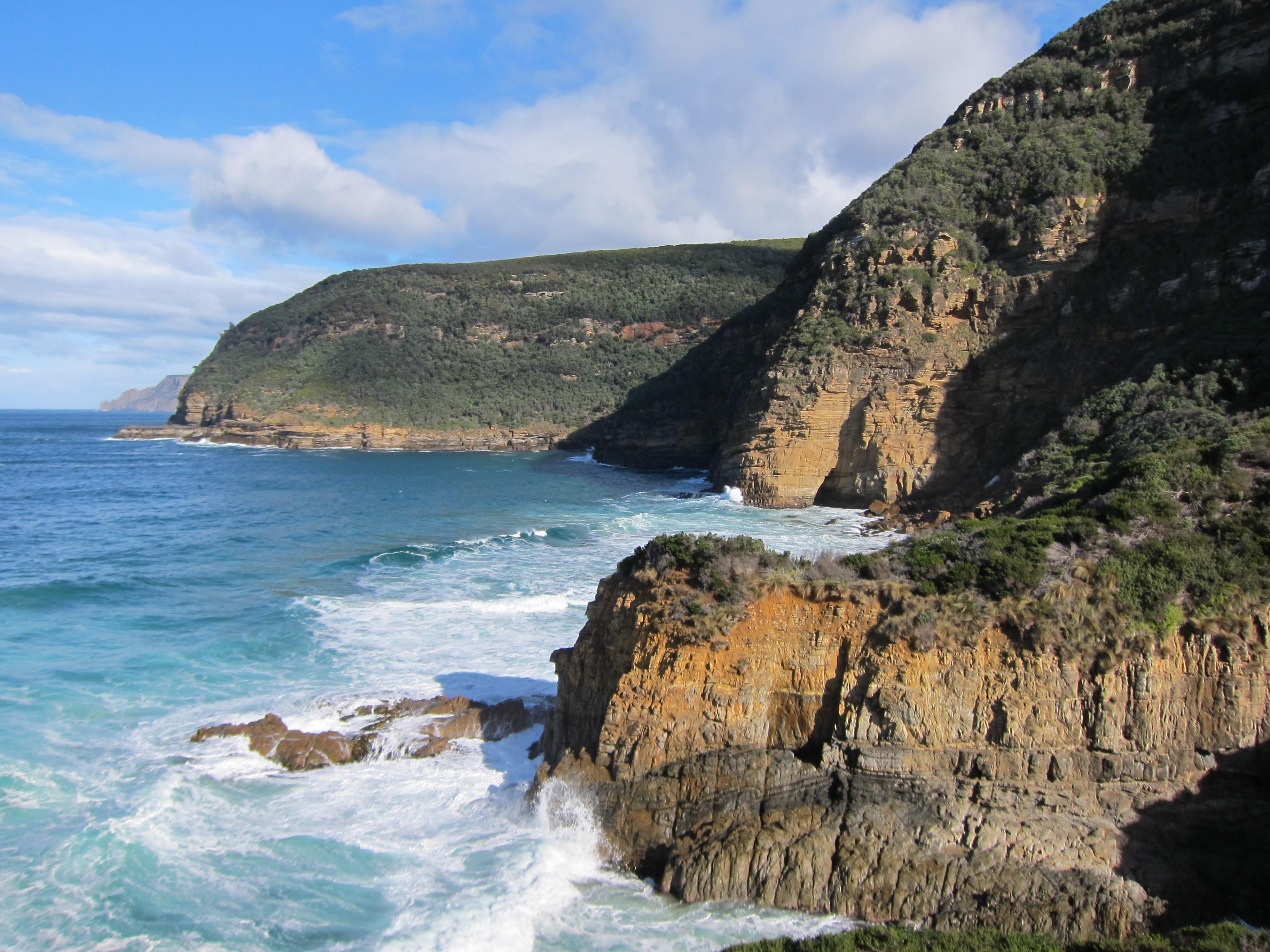 Cedric - Patissier en Australie - Tasman Peninsula