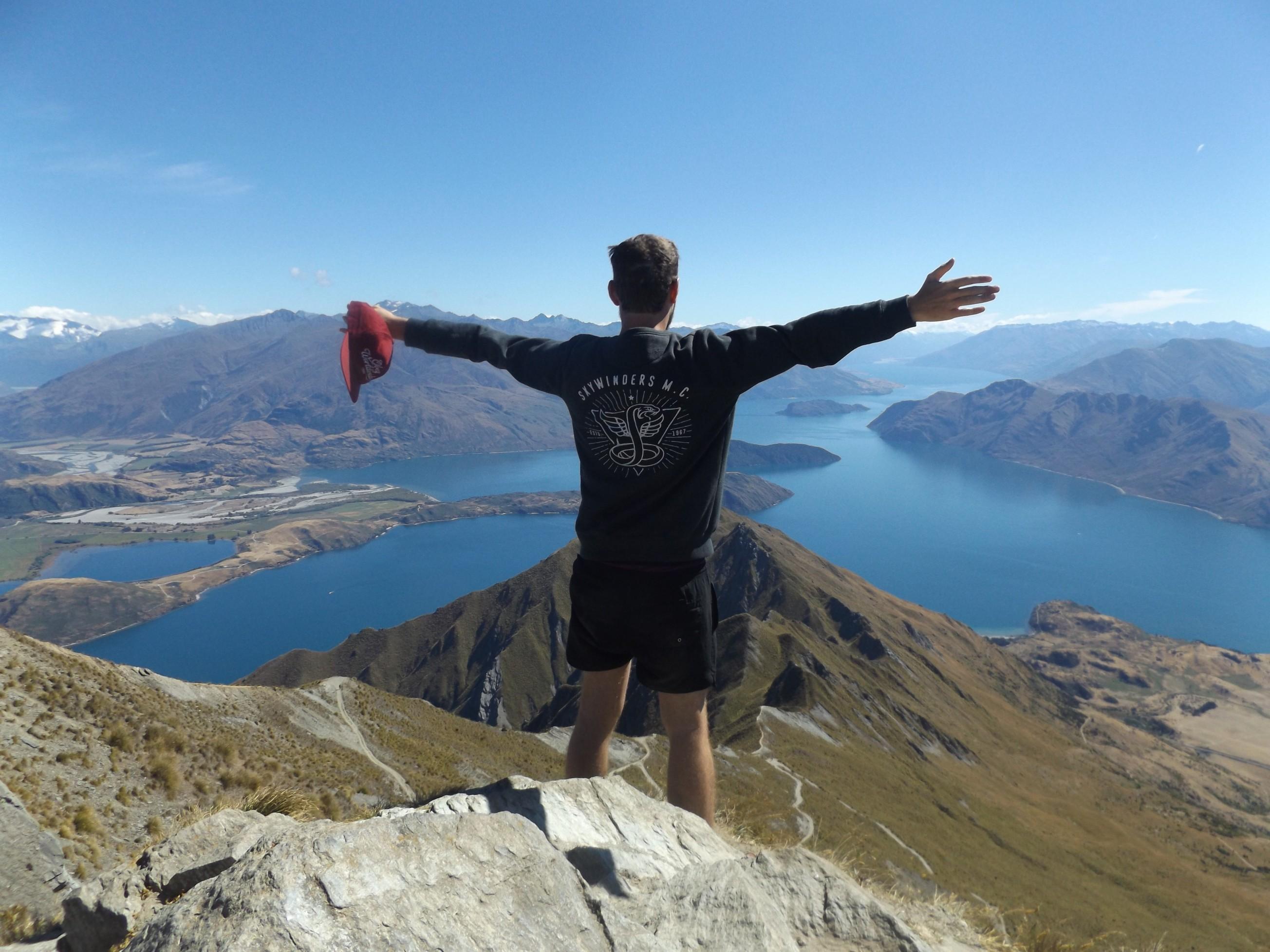 Roy's Peak Wanaka