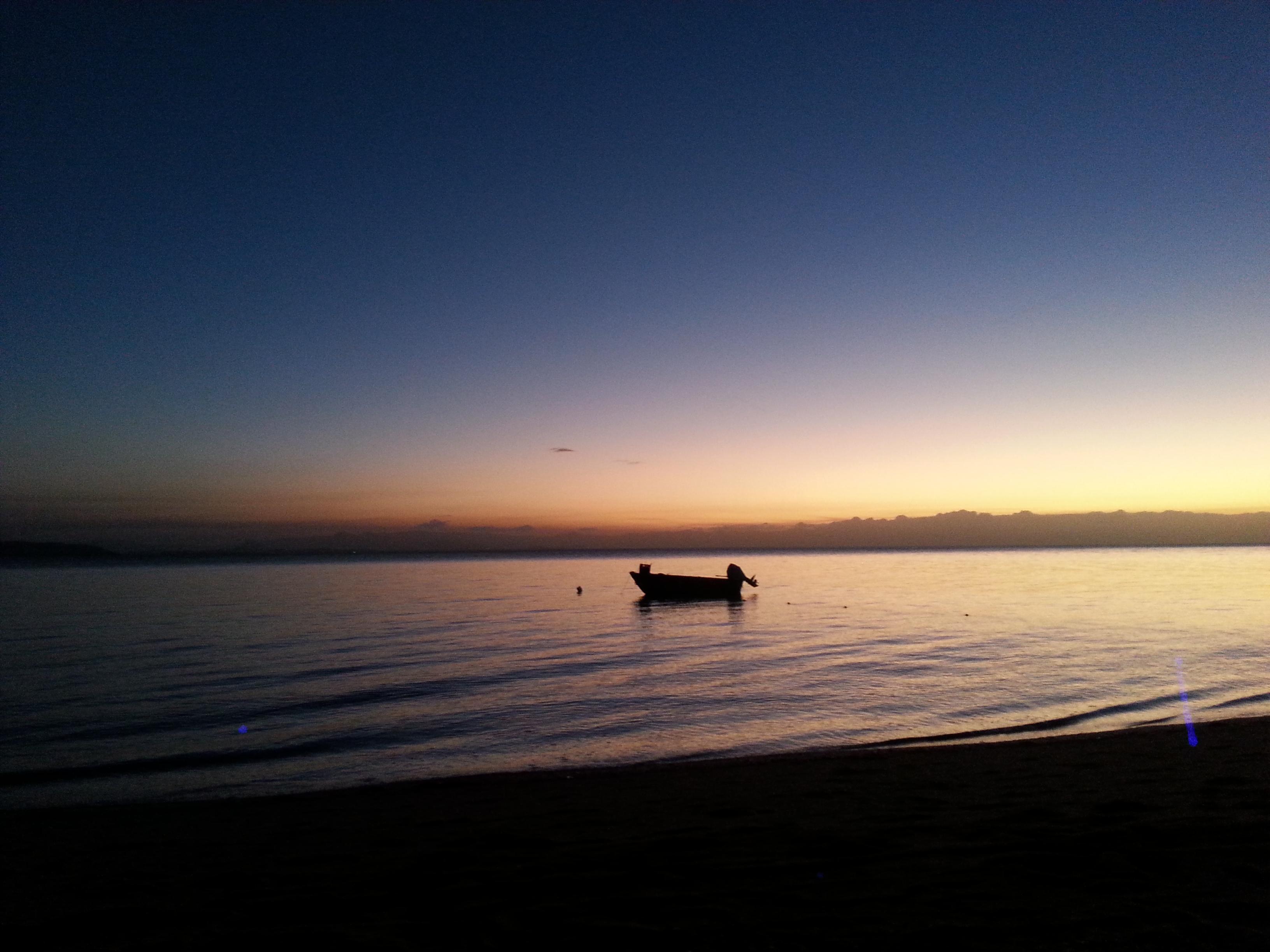 Magnetic Island - Coucher de soleil à Westpoint
