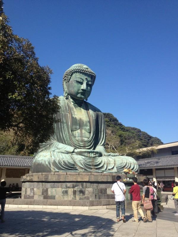 PVT - Estheticienne au Japon - Bouddha