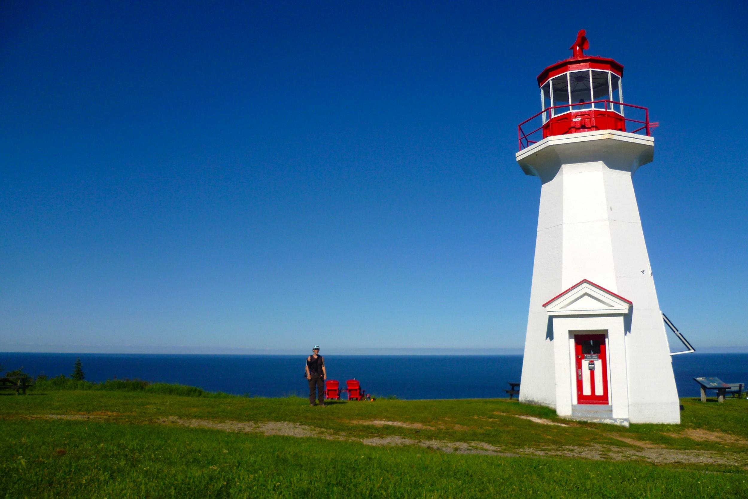 Cap Gaspe - parc Forillon - Canada 2