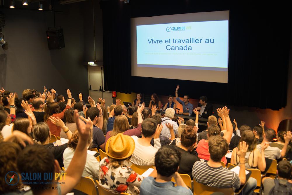 Bilan du salon du pvt 10 septembre paris for Salon du canada