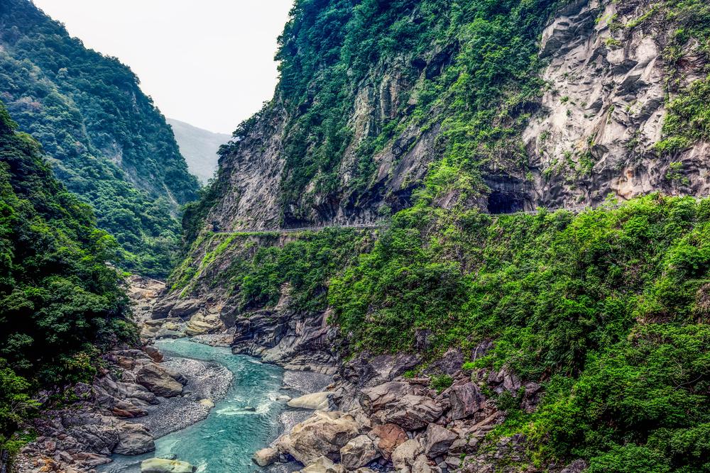 taroko-gorges