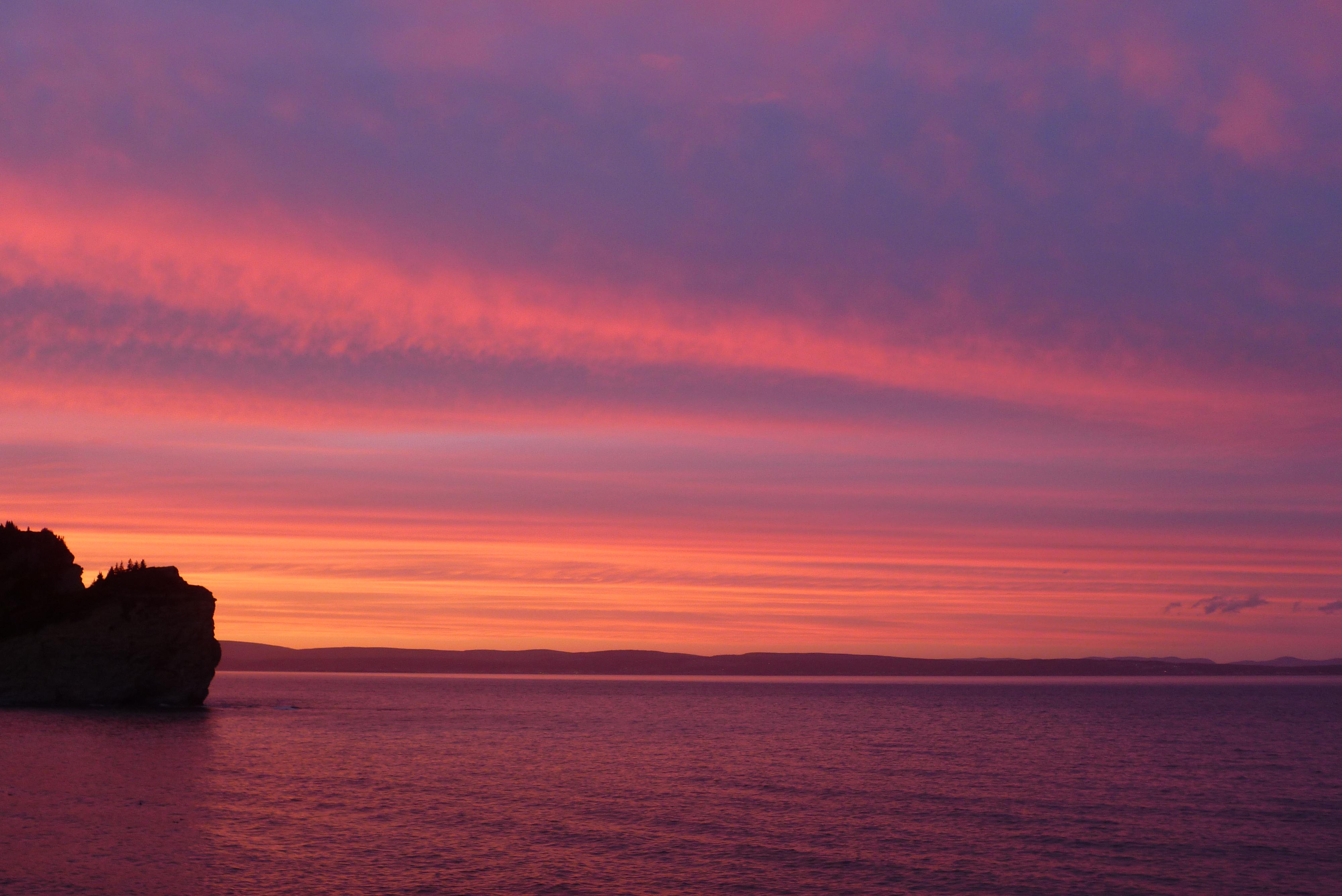 13-sunset-perce-gaspesie-acadie